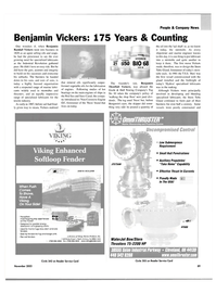 Maritime Reporter Magazine, page 92,  Nov 2003