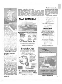 Maritime Reporter Magazine, page 94,  Nov 2003 Bob Chester