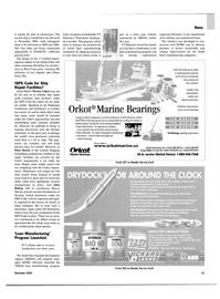 Maritime Reporter Magazine, page 15,  Dec 2003
