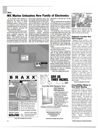 Maritime Reporter Magazine, page 16,  Dec 2003 flash