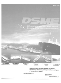 Maritime Reporter Magazine, page 29,  Dec 2003 Shipbuilding & Marine Engineering Co.LTD