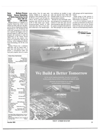 Maritime Reporter Magazine, page 33,  Dec 2003 Bow Thrusters Brunvoll
