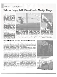 Maritime Reporter Magazine, page 36,  Dec 2003 Tennessee