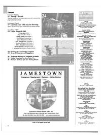 Maritime Reporter Magazine, page 2,  Dec 2003 Vladimir Bibik
