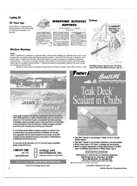 Maritime Reporter Magazine, page 8,  Jan 2004 Bill Perry