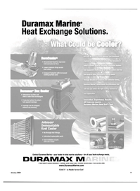Maritime Reporter Magazine, page 9,  Jan 2004 engineered cooling solutions