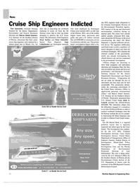 Maritime Reporter Magazine, page 10,  Jan 2004 Aage Lokkebraten