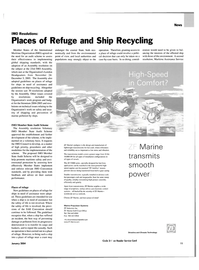 Maritime Reporter Magazine, page 11,  Jan 2004 IMO Council