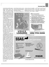 Maritime Reporter Magazine, page 19,  Jan 2004