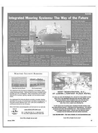 Maritime Reporter Magazine, page 23,  Jan 2004 Maine
