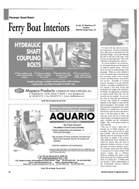 Maritime Reporter Magazine, page 24,  Jan 2004 food
