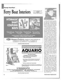 Maritime Reporter Magazine, page 24,  Jan 2004