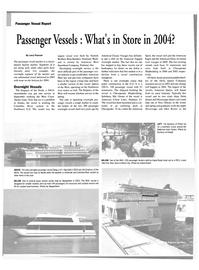 Maritime Reporter Magazine, page 26,  Jan 2004