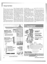 Maritime Reporter Magazine, page 28,  Jan 2004 Arnie J. Richter