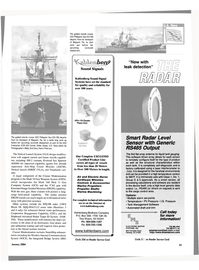 Maritime Reporter Magazine, page 33,  Jan 2004