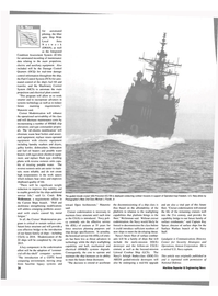 Maritime Reporter Magazine, page 34,  Jan 2004 systems technology