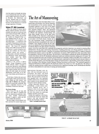 Maritime Reporter Magazine, page 37,  Jan 2004 automatic identification system