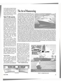 Maritime Reporter Magazine, page 37,  Jan 2004
