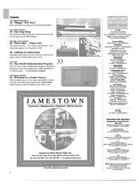 Maritime Reporter Magazine, page 2,  Jan 2004 Florida