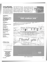 Maritime Reporter Magazine, page 45,  Jan 2004 United States Navy