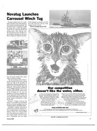 Maritime Reporter Magazine, page 3,  Jan 2004 FastACQ