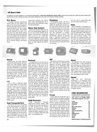 Maritime Reporter Magazine, page 52,  Jan 2004 Florida