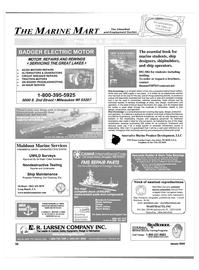 Maritime Reporter Magazine, page 58,  Jan 2004