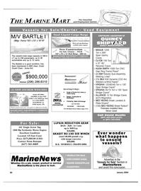 Maritime Reporter Magazine, page 60,  Jan 2004