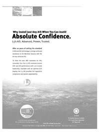 Maritime Reporter Magazine, page 4th Cover,  Jan 2004 United Nations