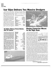 Maritime Reporter Magazine, page 13,  Feb 2004
