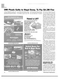 Maritime Reporter Magazine, page 17,  Feb 2004