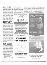 Maritime Reporter Magazine, page 20,  Feb 2004