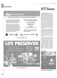 Maritime Reporter Magazine, page 29,  Feb 2004