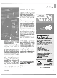 Maritime Reporter Magazine, page 34,  Feb 2004