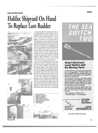 Maritime Reporter Magazine, page 38,  Feb 2004 stainless steel liners