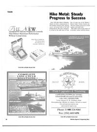 Maritime Reporter Magazine, page 41,  Feb 2004