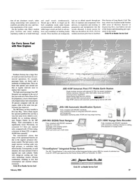Maritime Reporter Magazine, page 42,  Feb 2004 Ethernet