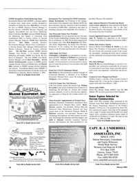 Maritime Reporter Magazine, page 53,  Feb 2004 Mississippi
