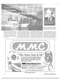 Maritime Reporter Magazine, page 12,  Mar 2004 Dennis L. Bryant