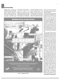 Maritime Reporter Magazine, page 14,  Mar 2004 Maritime Reporter & Engineering News Worldwide Service for Over