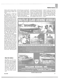 Maritime Reporter Magazine, page 19,  Mar 2004