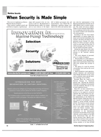 Maritime Reporter Magazine, page 20,  Mar 2004
