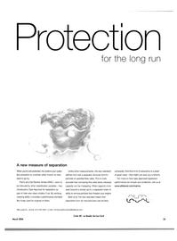Maritime Reporter Magazine, page 25,  Mar 2004 Alfa Laval Inc.