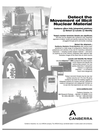 Maritime Reporter Magazine, page 29,  Mar 2004 Movement of Illicit Nuclear Material