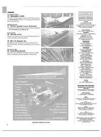 Maritime Reporter Magazine, page 2,  Mar 2004