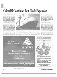 Maritime Reporter Magazine, page 38,  Mar 2004