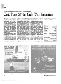 Maritime Reporter Magazine, page 40,  Mar 2004