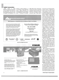 Maritime Reporter Magazine, page 46,  Mar 2004 explore technologies