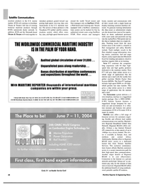 Maritime Reporter Magazine, page 48,  Mar 2004 day Internet Protocol