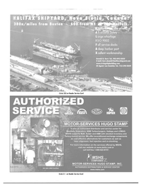 Maritime Reporter Magazine, page 4,  Mar 2004 Lou Gomlhk